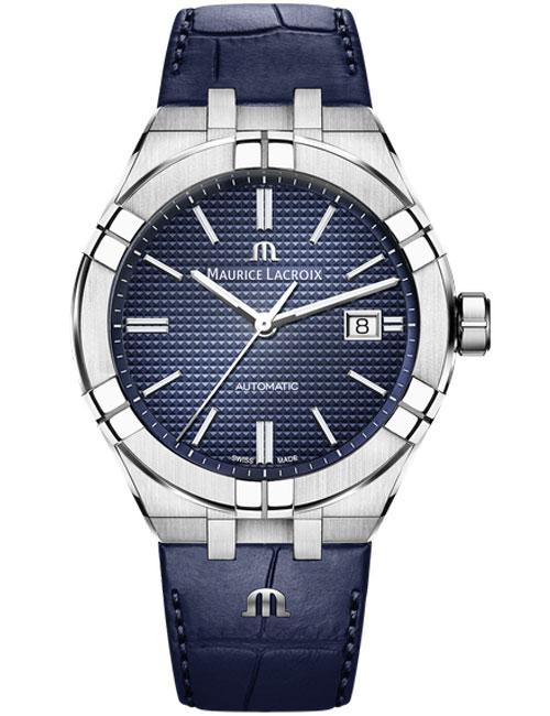 Maurice Lacroix Aikon AI6008-SS001-430-1-Blue