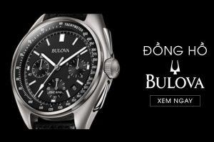 Đồng hồ chính hãng Bulova xách tay