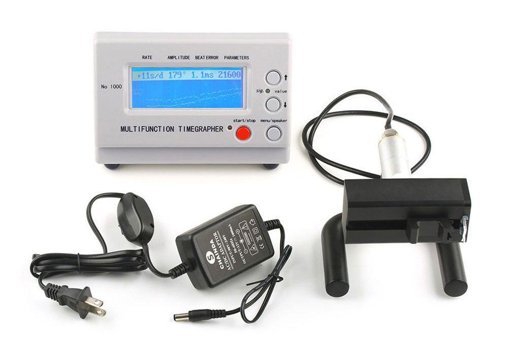 Máy đo điện tử đo nhanh chậm cho đồng hồ tự động