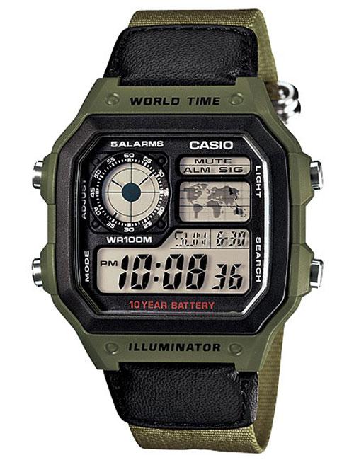 Casio AE-1200WHB-3BVDF