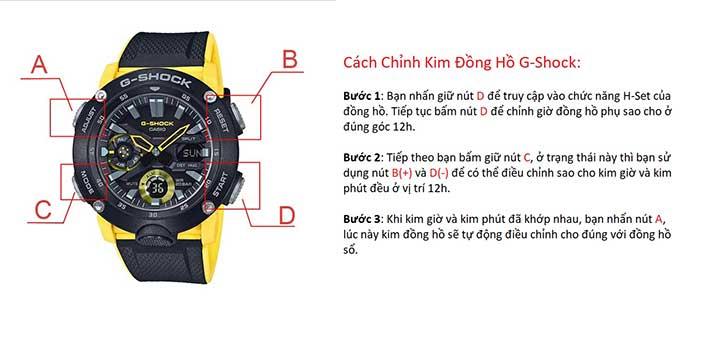 cac-chinh-kim-dong-ho-gshock