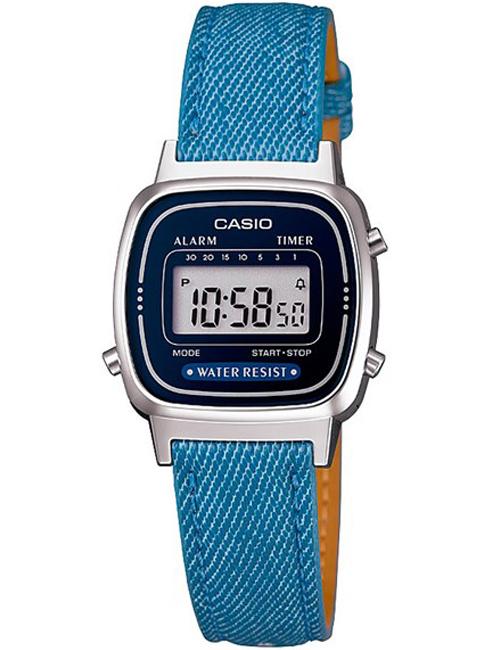 Casio LA670WL-2A2DF