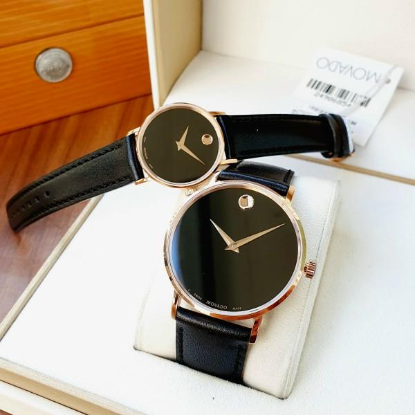Đồng hồ cặp Movado 0607315 & 0607320 Đồng hồ cặp Movado 0607315 & 0607320