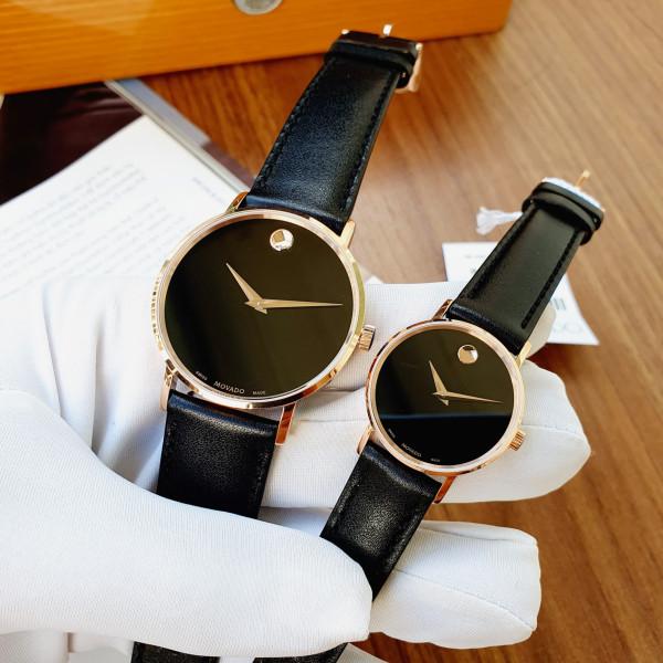 Đồng hồ cặp Movado 0607315 & 0607320