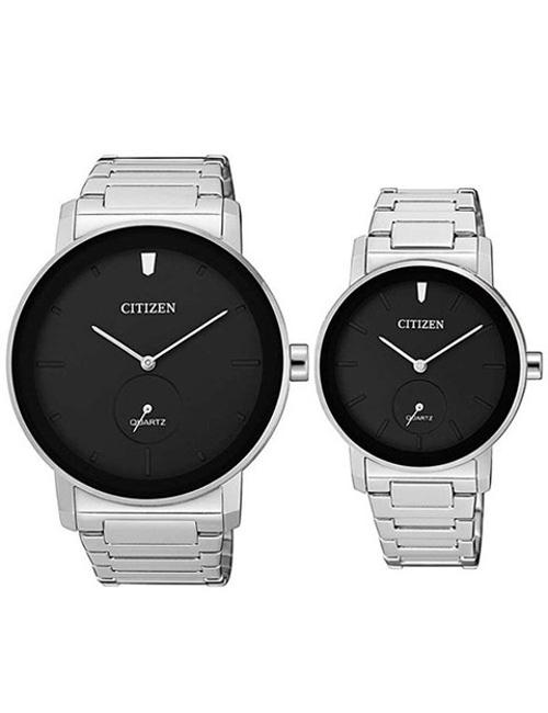 Đồng hồ đôi Citizen BE9180-52E & EQ9060-53E